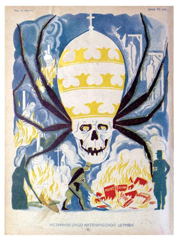 A visual history of Soviet anti-religious artwork