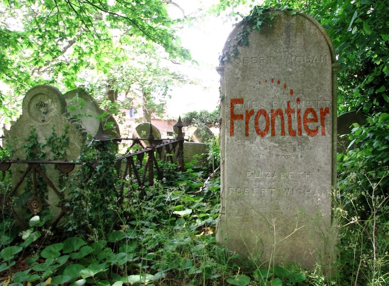 Frontier, a terrible company, is going bankrupt