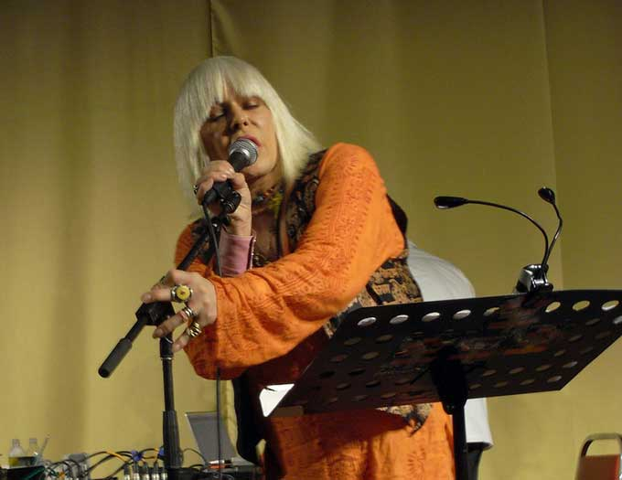 Interview with musician and artist Genesis P-Orridge