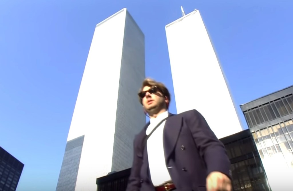 This is New York City in 1993... in HD