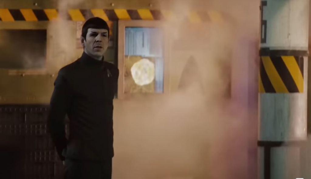 Deep Spock