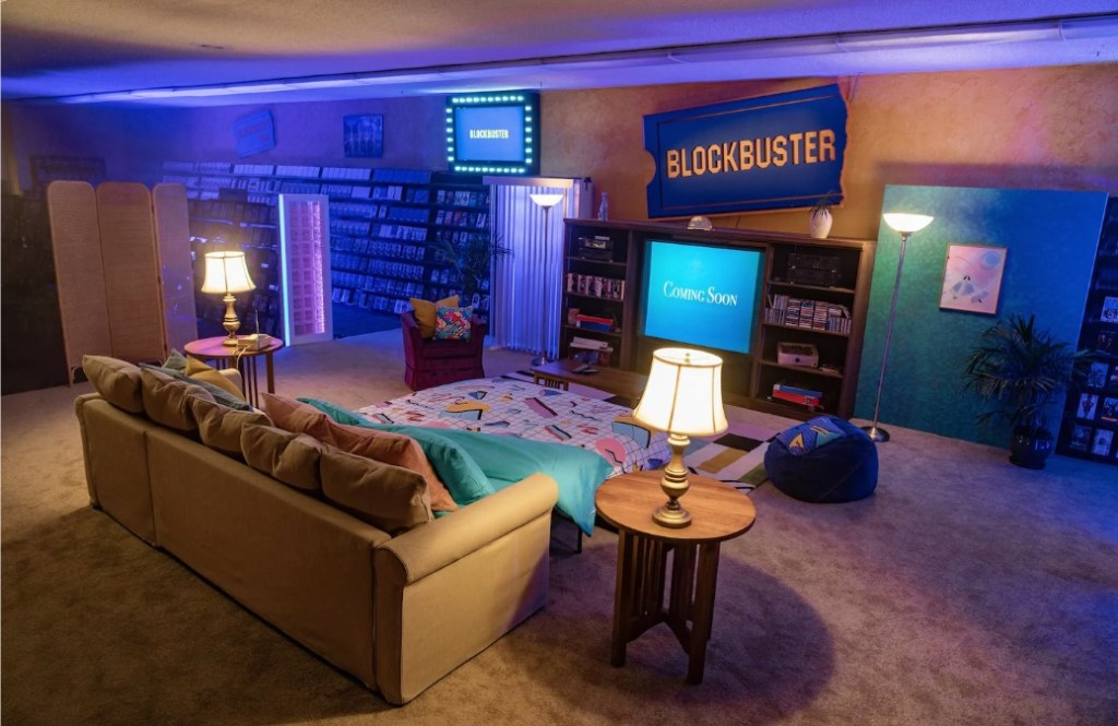 Last Blockbuster Video store to be rented on Airbnb for $4/night