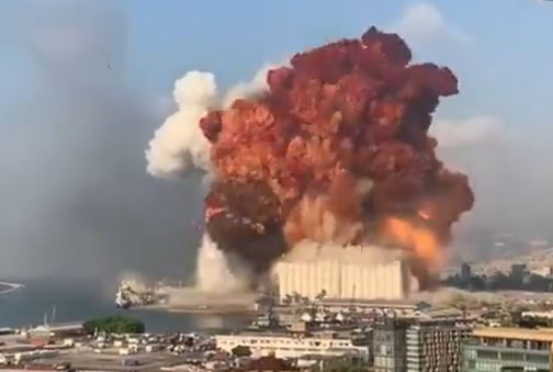 At least 135 dead in massive Beirut explosion, thousands injured | Boing Boing