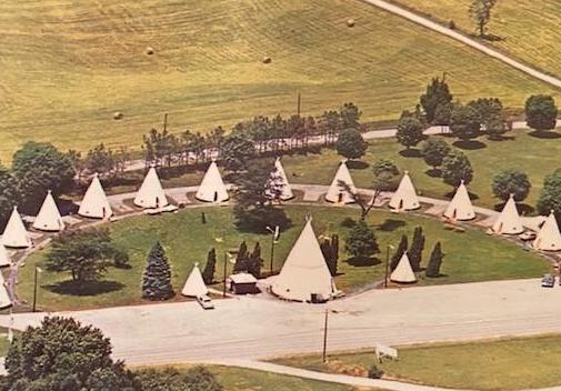 Wigwam motel for sale