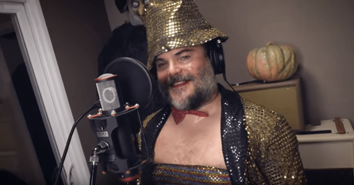 "Tenacious D rips through killer cover of ""Time Warp"" to ""Rock-y the vote"" (w/ cameos by Liz Warren, George Takei, John Waters, and other) 