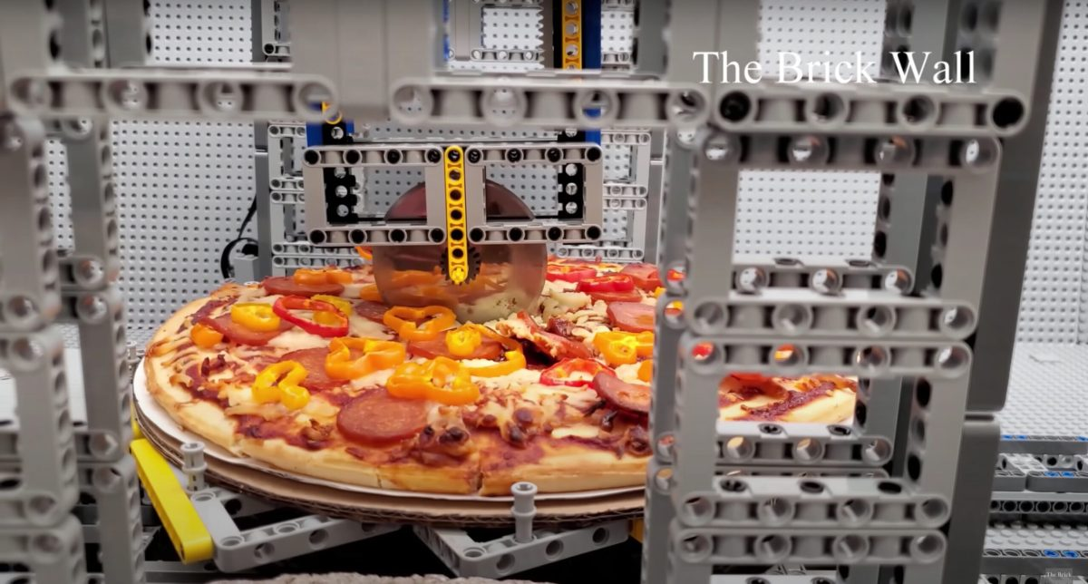 Impressive build: Lego pizza factory | Boing Boing