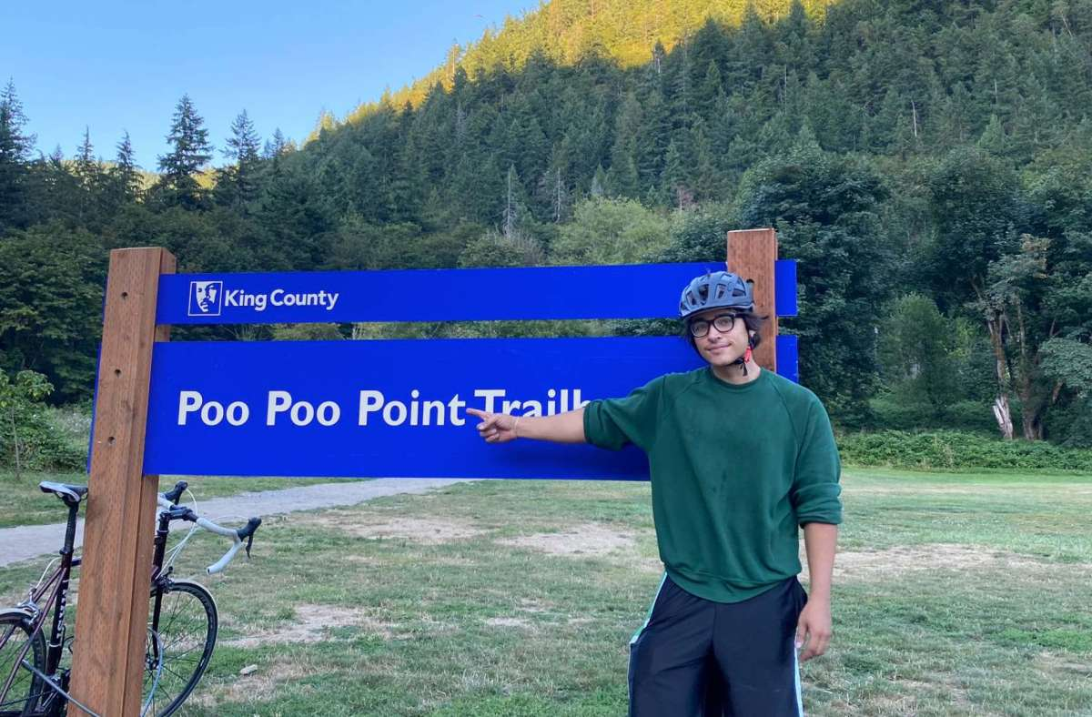 Long ride from Poo Poo Point to Pee Pee Creek | Boing Boing