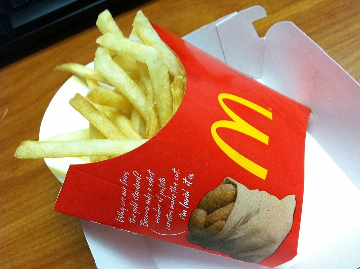 A quest for the original McDonald's french fry recipe | Boing Boing