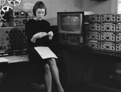 Picture of Delia Derbyshire, cocreator of the Doctor Who theme music