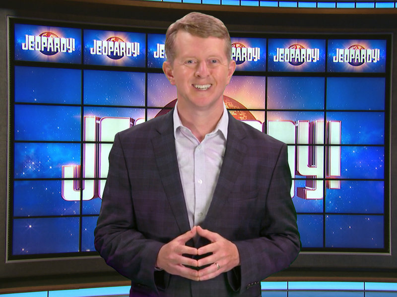 Temporary Jeopardy! host named to replace Alex Trebek