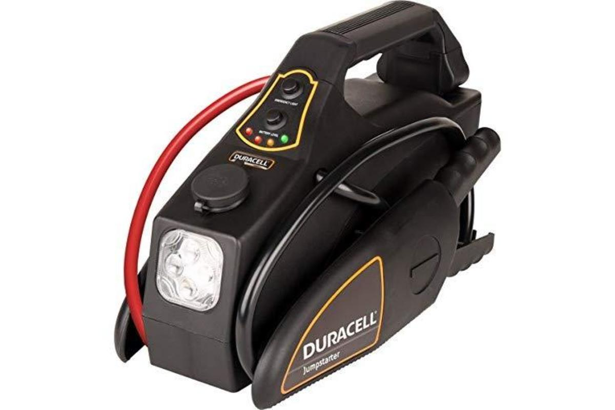 This Duracell Jumpstarter can bring your battery back to life, even without another vehicle | Boing Boing