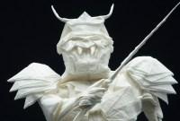 Samurai papercraft
