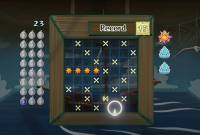 Screenshot of video showing the minigame