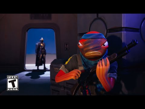 Fortnite has a new bounty hunter mode starring The Mandalorian   Boing Boing