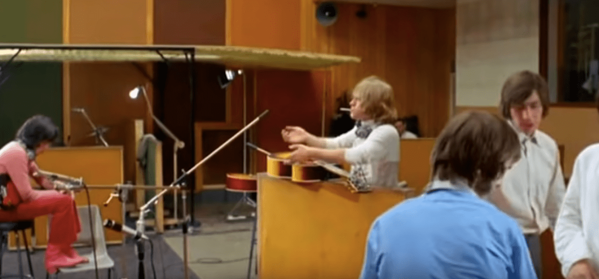 Watch the Rolling Stones arranging and recording Sympathy for the Devil | Boing Boing