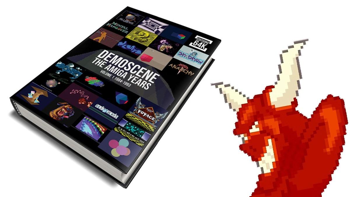 Beautiful book showcases the early Amiga demoscene | Boing Boing