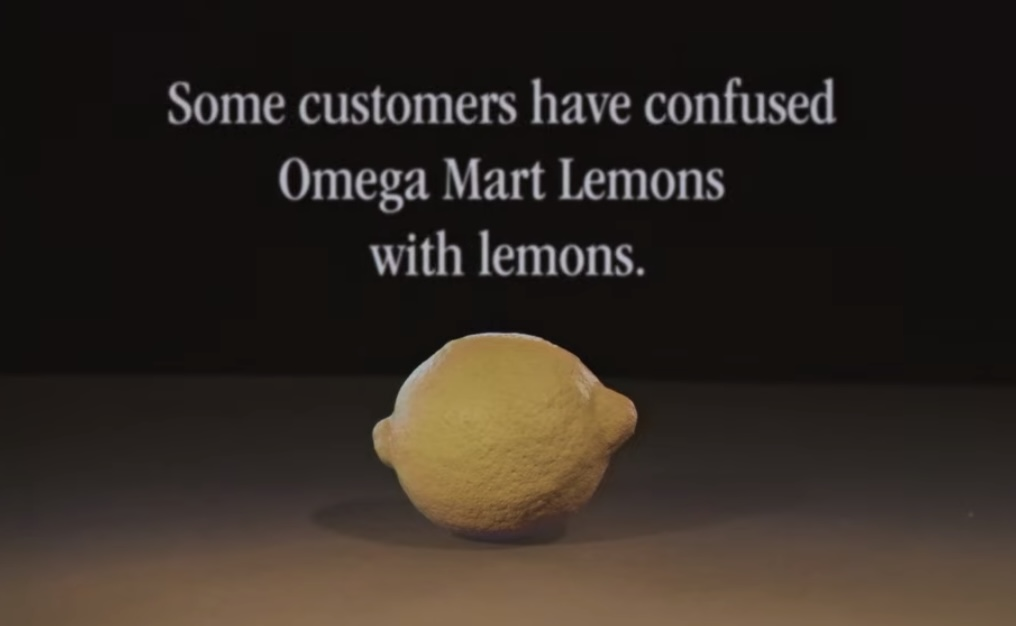 Creepy commercials for Omega Mart, a supermarket with a difference | Boing Boing