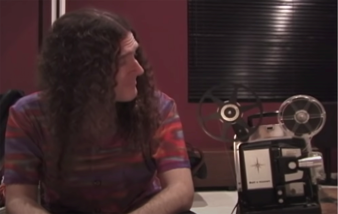 Watch Weird Al's home movies
