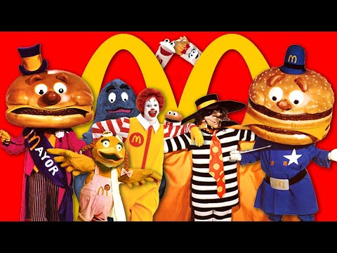 The rise and fall of McDonaldland | Boing Boing