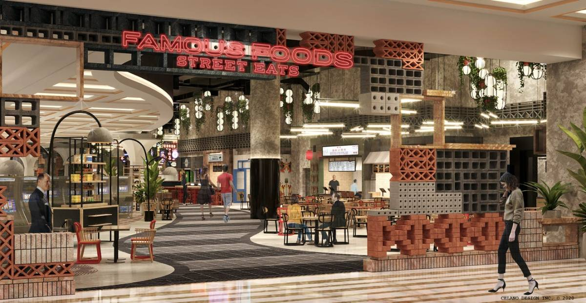 Las Vegas is making a fake Singaporean hawker food center inside a resort | Boing Boing