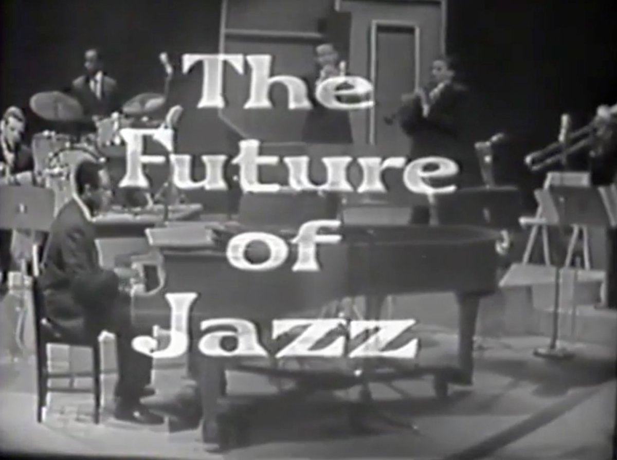 The Future of Jazz – great TV episode from 1958 | Boing Boing