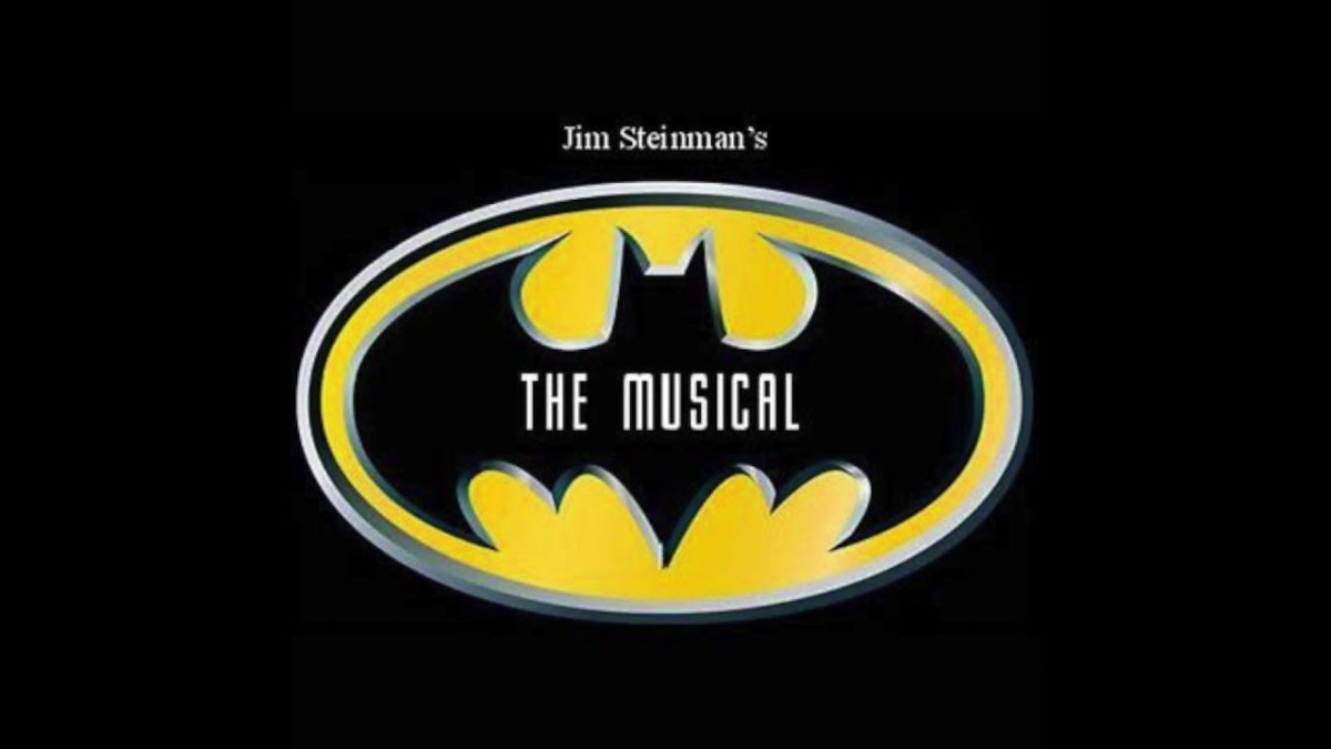 The forgotten Batman musical, written by the late Jim Steinman | Boing Boing