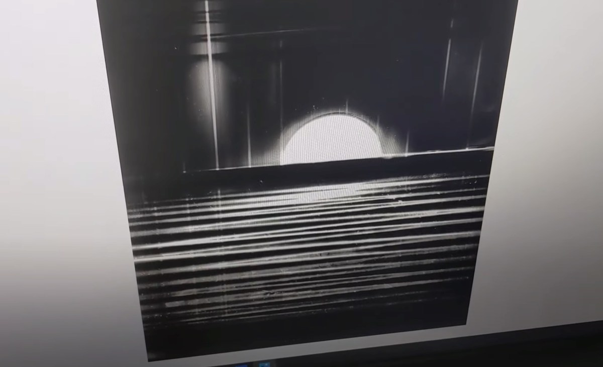 Lovely photocopier art made with a desktop scanner and a lightbulb | Boing Boing