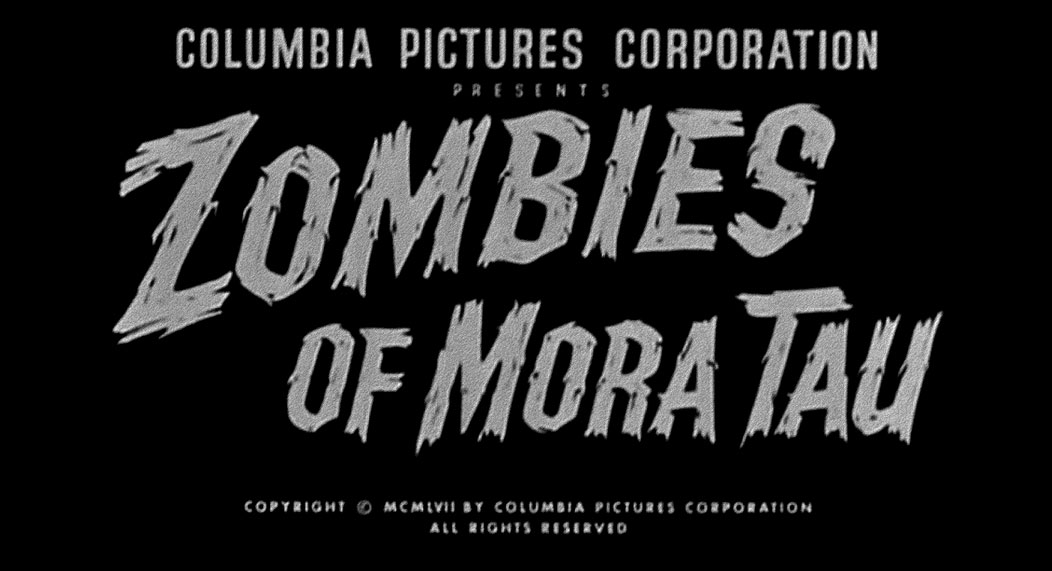 Was the title for the Twilight Zone lifted from this obscure 1957 zombie movie?