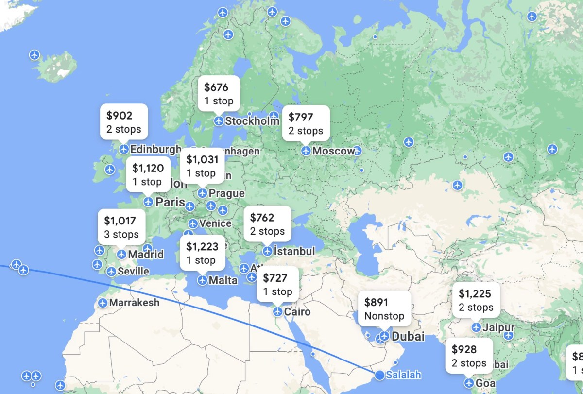 TikToker shares way to find the cheapest flights | Boing Boing