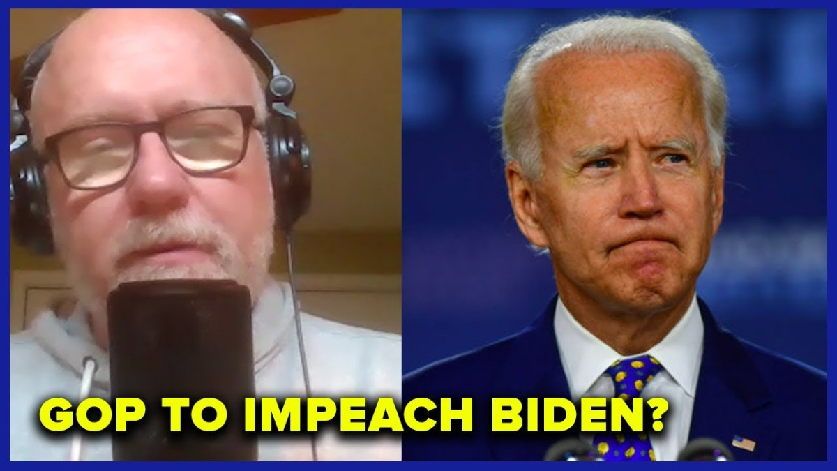 """Rick Wilson warns Democrats: get complacent and GOP """"will impeach Biden"""" 