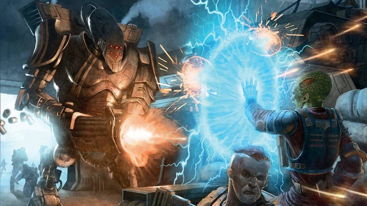 Getting to know Stargrave, the sci-fi sibling of Frostgrave   Boing Boing