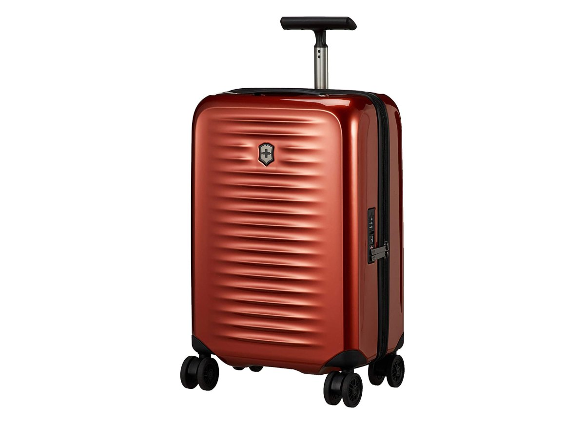 The Victorinox Airox Frequent Flyer Hardside is the perfect carry-on (at least for me) | Boing Boing