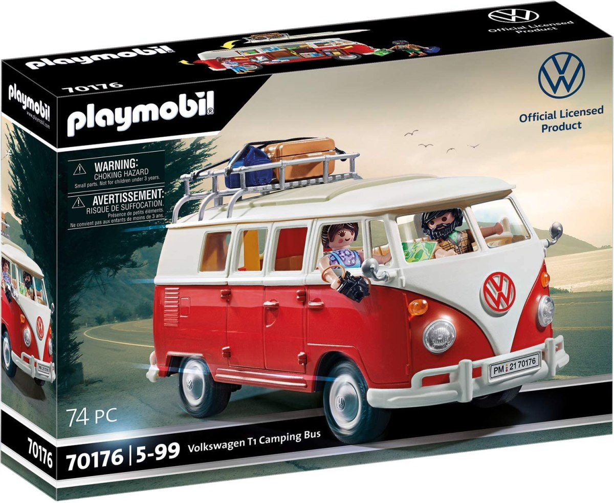 Playmobil's VW Camper and Beetle are likely better than the real thing | Boing Boing