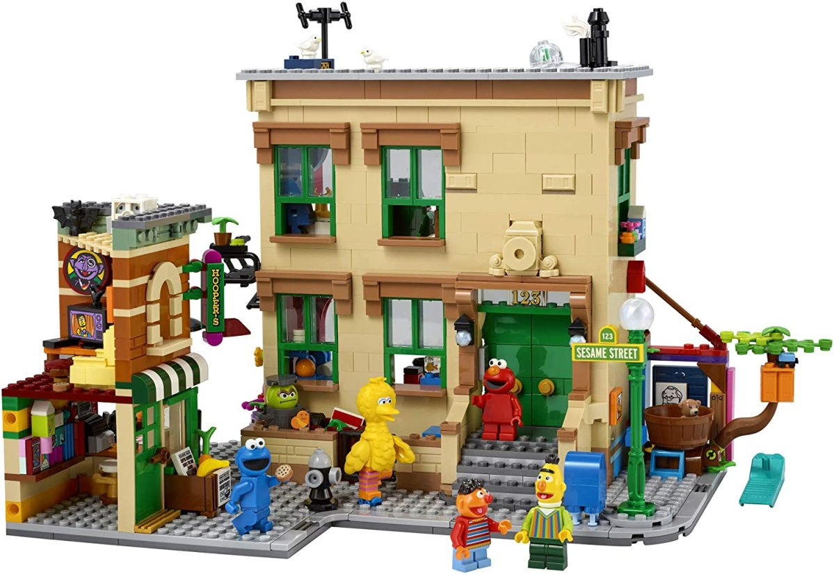 How to get to LEGO Sesame Street | Boing Boing