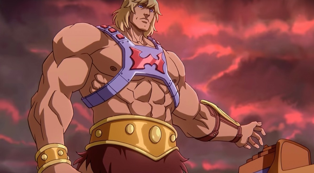 Trailer for Netflix's animated He-Man reboot | Boing Boing