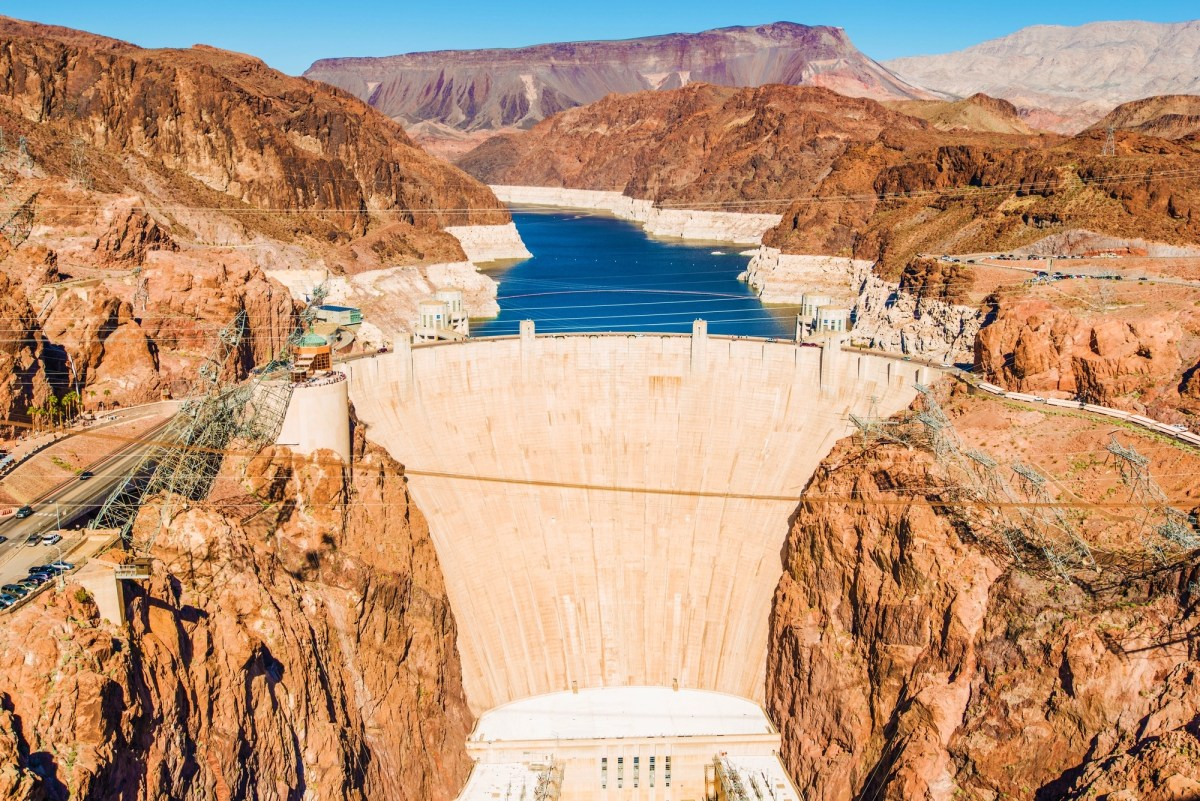 25 million people rely on water from Lake Mead, and it's drying up | Boing Boing