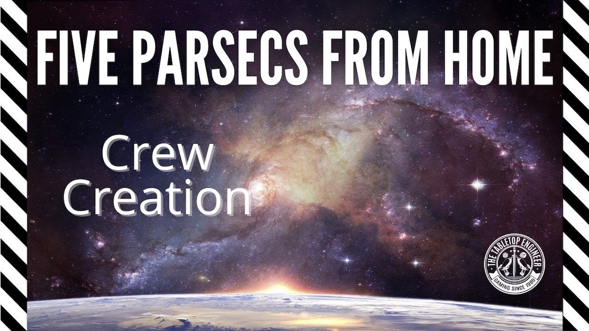 An introduction to 5 Parsecs from Home, a new solo roleplaying game | Boing Boing