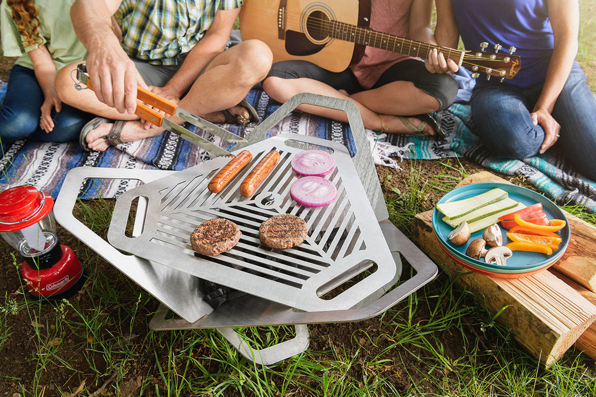 The Fireflower is an architect-designed fire pit and grill, and it's over $90 off | Boing Boing