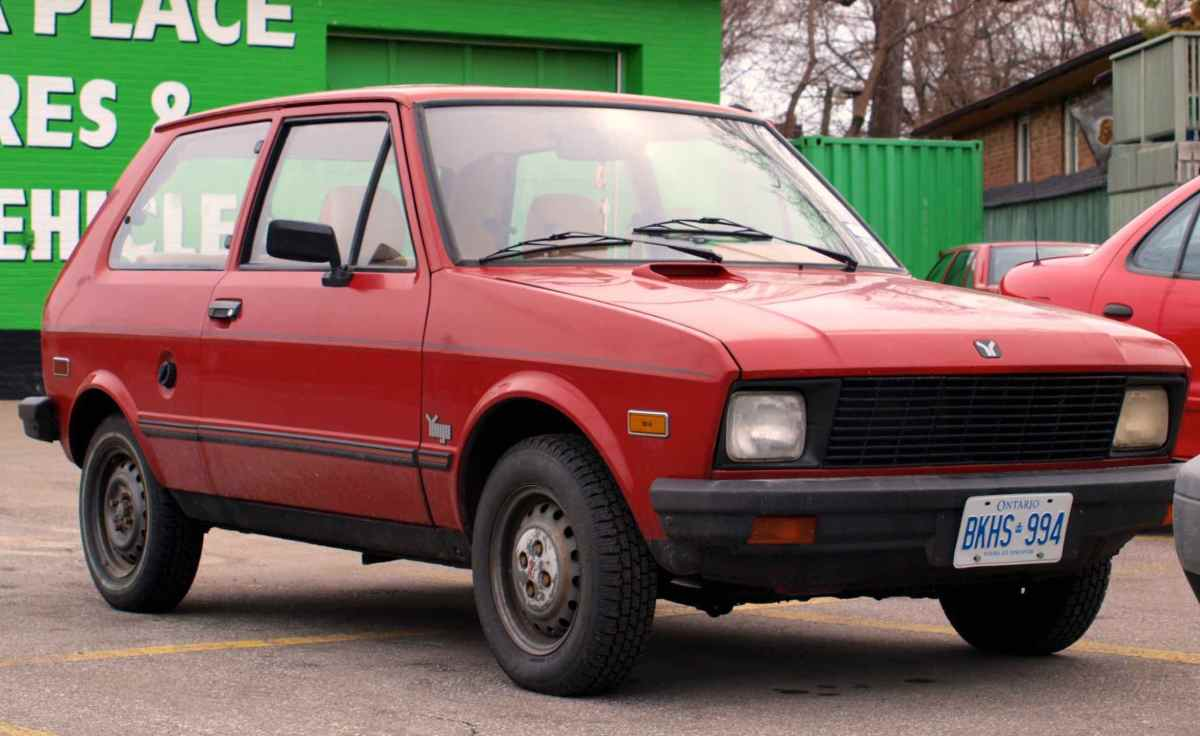 Everyone hates the Yugo, except these people who love it | Boing Boing