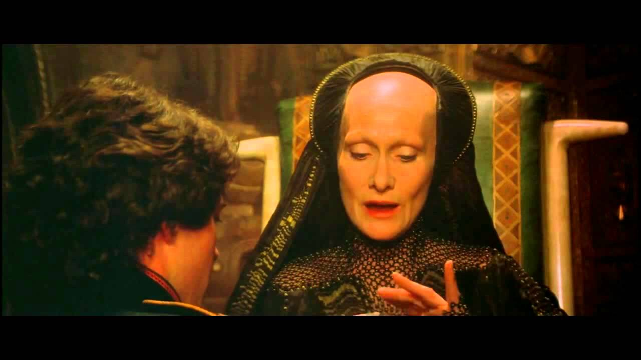 "Hear Gilbert Gottfried recite the ""Litany Against Fear"" from DUNE"