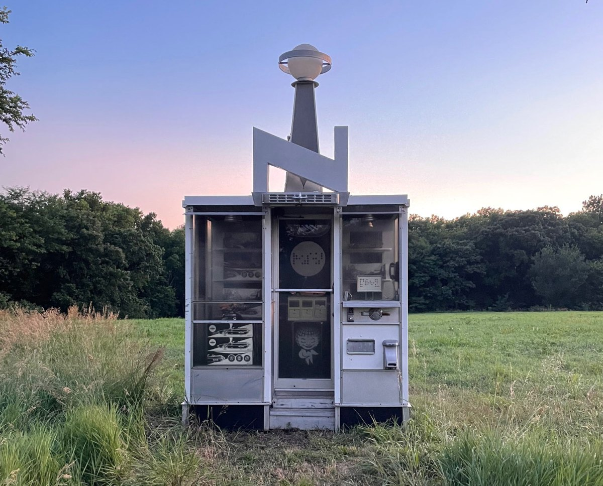 The incredible NuPenny Toy Store is on exhibit in the middle of a Kansas prairie | Boing Boing