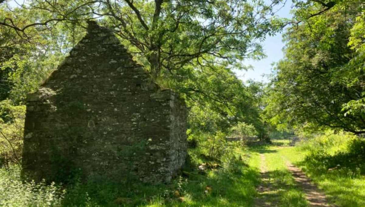 You can buy the ruins of a haunted Scottish village for just $173,000 | Boing Boing