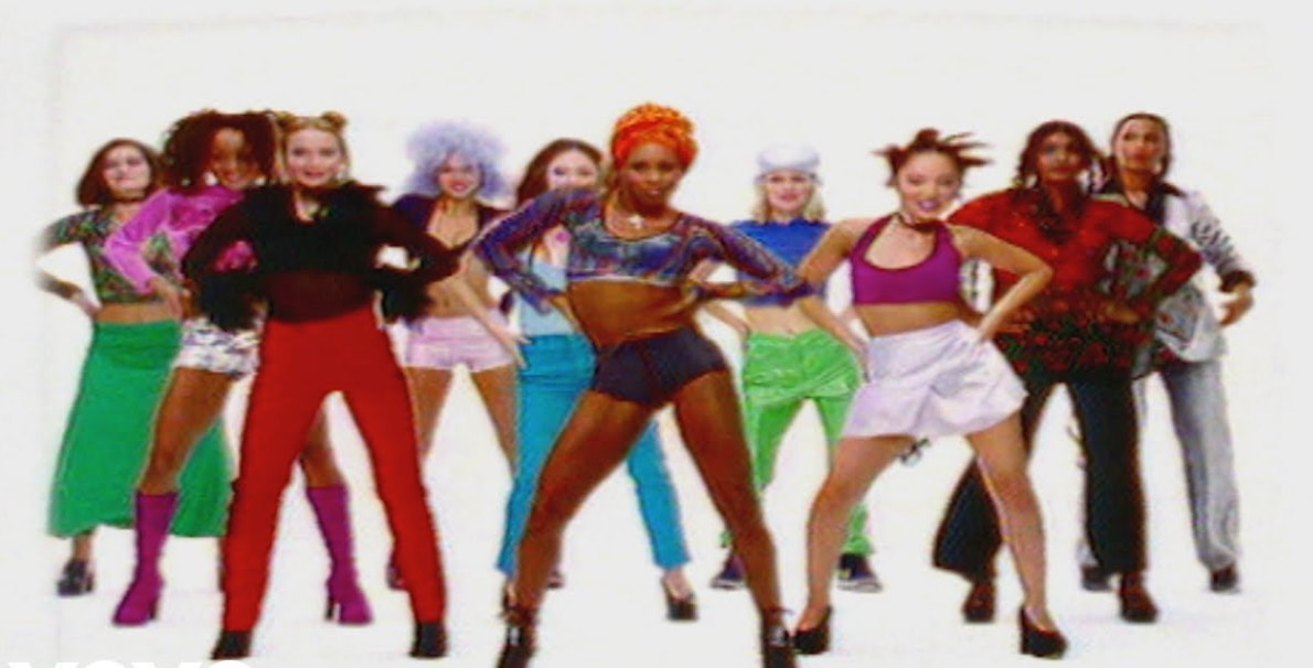 The Macarena is 25 years old. It's about a threesome. Hey Macarena? | Boing Boing