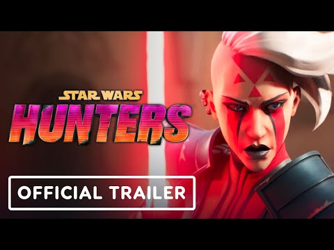 Trailer for the new Star Wars arena combat video game