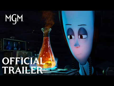 The animated 'The Addams Family 2' trailer looks fun to me