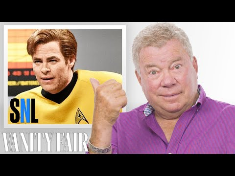 Watch William Shatner review impressions of William Shatner | Boing Boing