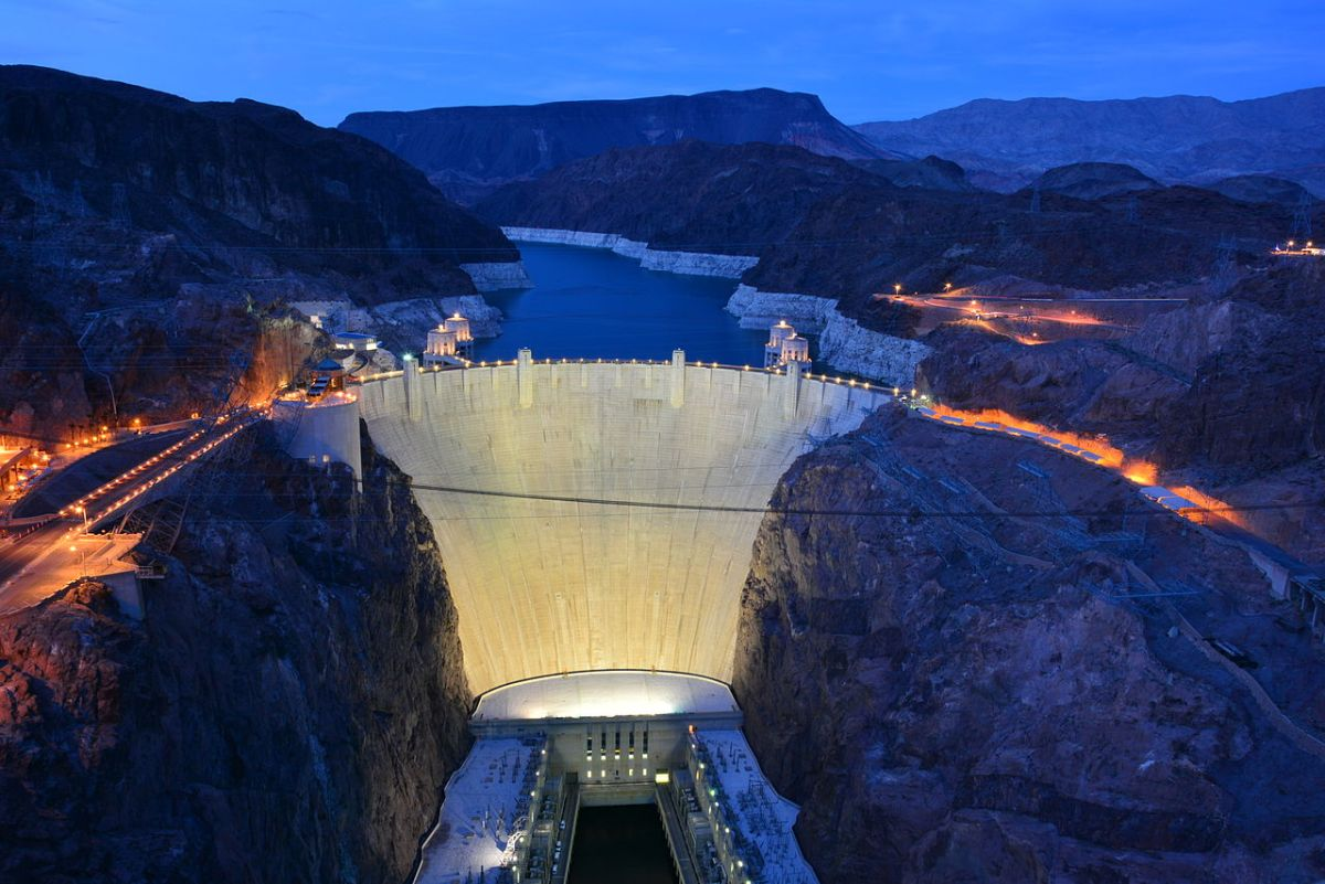 New study shows that drought could shut down the biggest US Hydro Plants in the next few years   Boing Boing