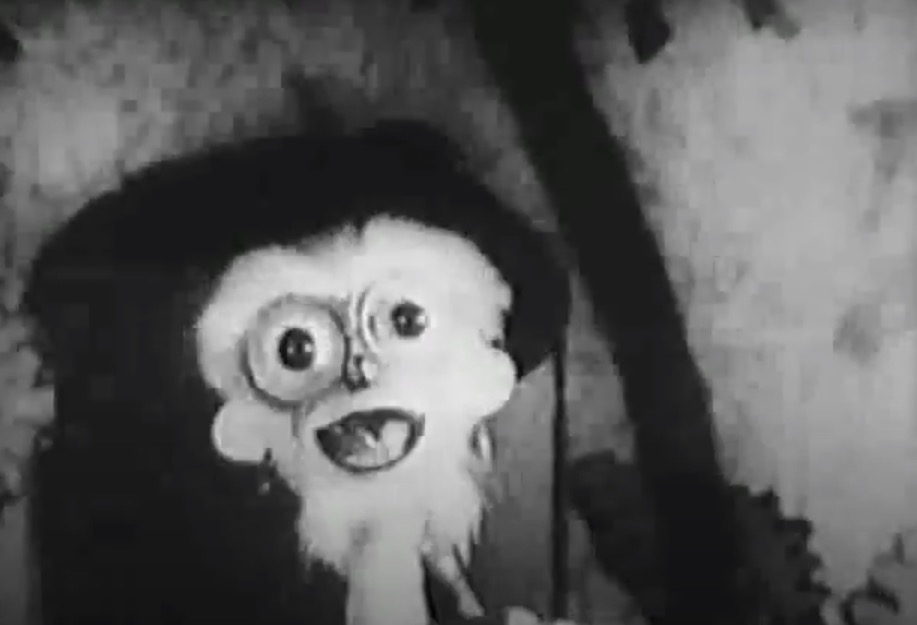 This stop-motion short from 1933 is perfect nightmare fuel | Boing Boing