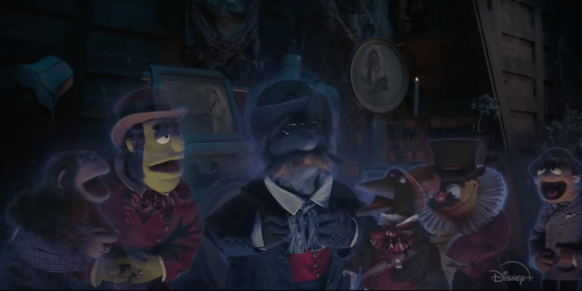 Watch the new trailer for the new MUPPETS Haunted Mansion Halloween Special | Boing Boing