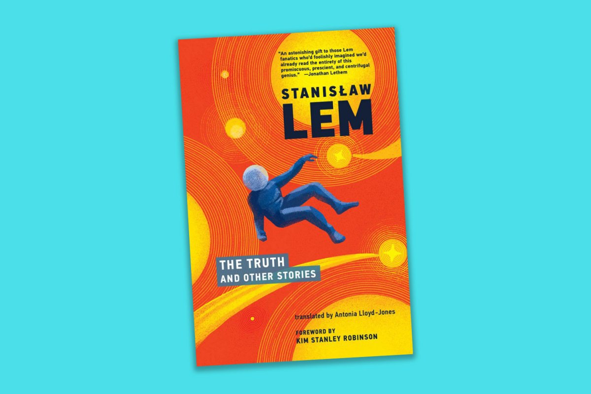 """Read """"The Truth,"""" a 1964 SF story by Stanislaw Lem never before published in English 